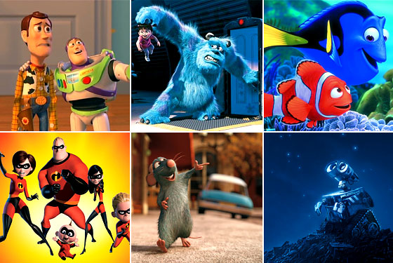 pixar movies list. pixar-friends